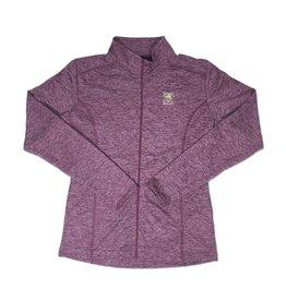 Outerwear Women's Full-Zip Jacket in Velvet