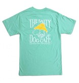 Hanes Hanes Beefy Short Sleeve in Clean Mint