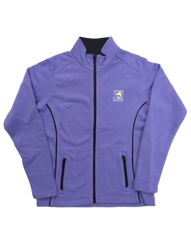 Gear for Sports Women's Fleece Full-Zip in Frosty Lavender
