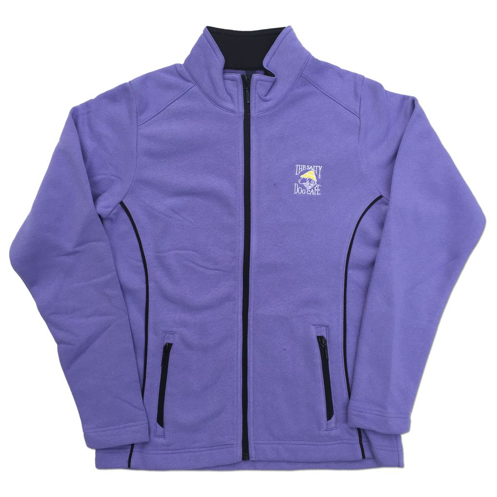 Gear for Sports Women's Fleece Full-Zip in Frosty Lavender