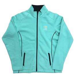 Gear for Sports Women's Fleece Full-Zip in Turquoise Tint