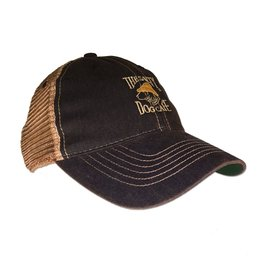 Hat Old Favorite Trucker Hat in Navy