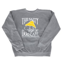 Sweatshirt Comfort Colors® Sweatshirt in Grey