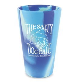 Product SiliPint Silicone Pint Glass in Arctic Sky