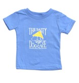 T-Shirt Infant Tee in Carolina Blue
