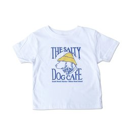 Infant / Toddler Toddler Short Sleeve in White