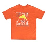 Hanes Hanes Beefy Youth Short Sleeve in Orange