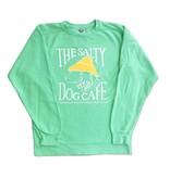 Sweatshirt Comfort Colors® Sweatshirt in Island Reef