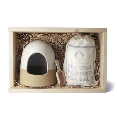 Salt Cellar Gift Set
