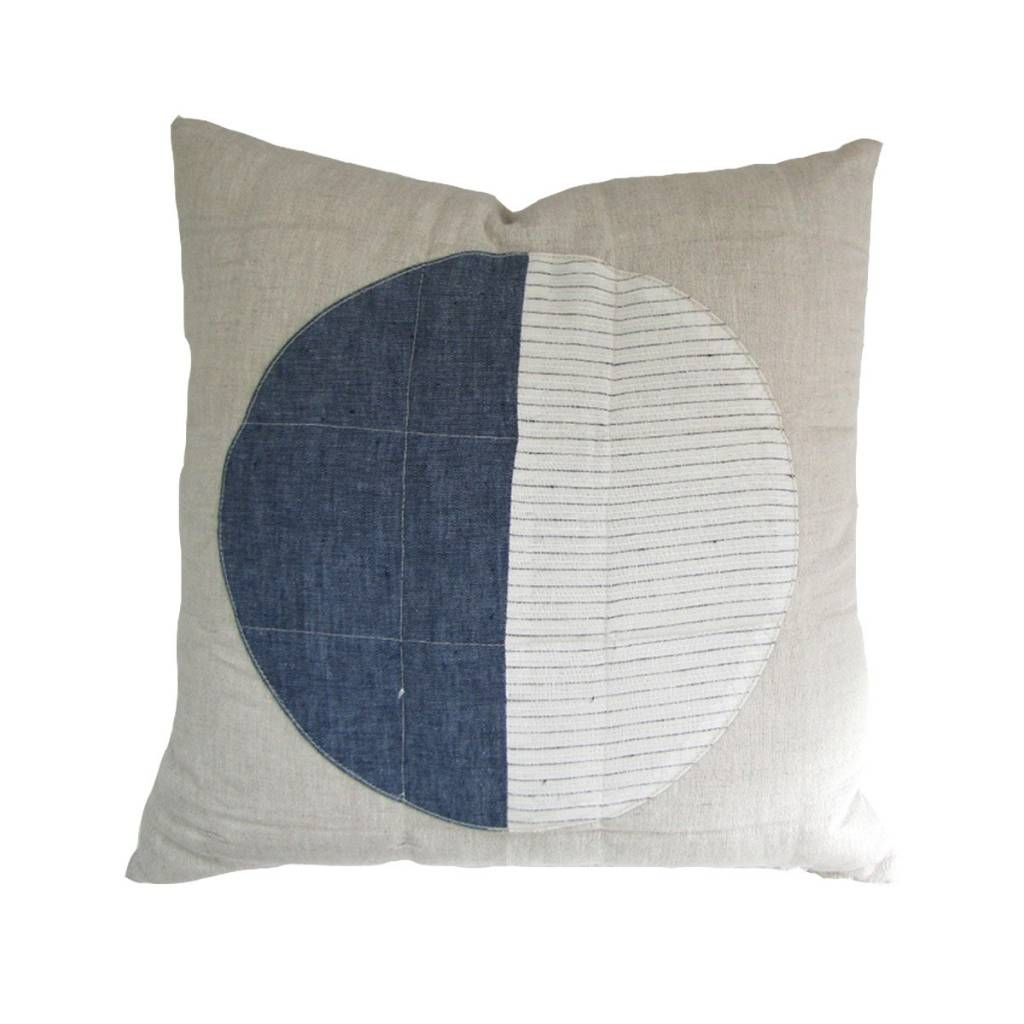 Blue Moon Pillow