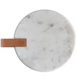 Copper & Marble Tray