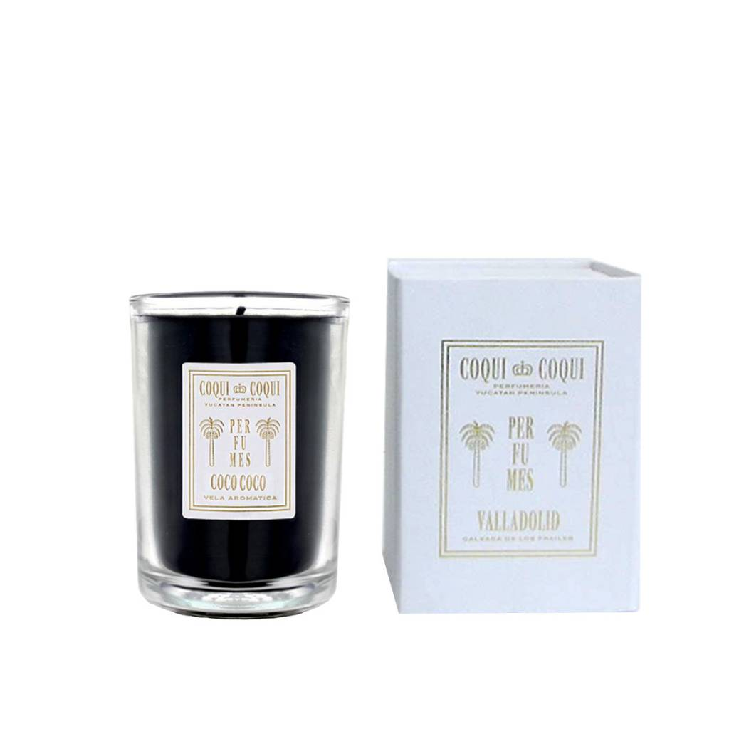 Coqui Candles