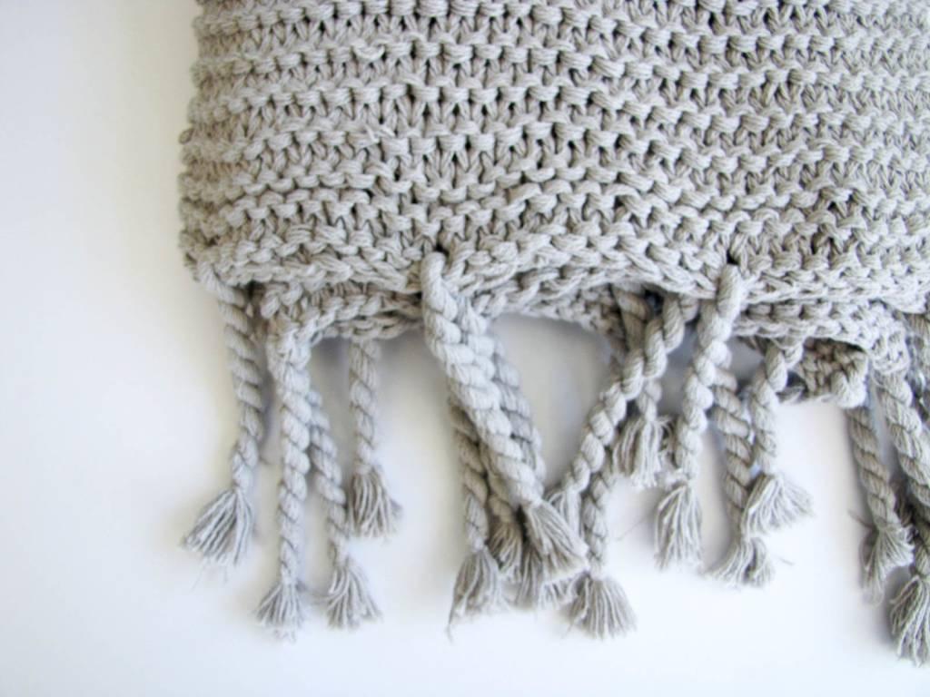 Comfy Knit Blanket