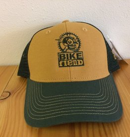 Ouray Bike Fiend Cypress/Whiskey Baseball Cap