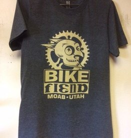 Ouray Bike Fiend Dark Grey T-Shirt