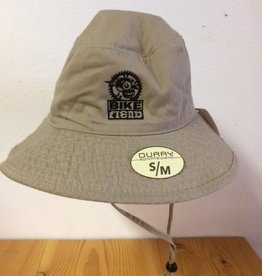 Ouray Bucket Hat Khaki Bike Fiend Hat