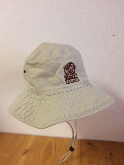 Ouray Bucket Hat White Bike Fiend Hat