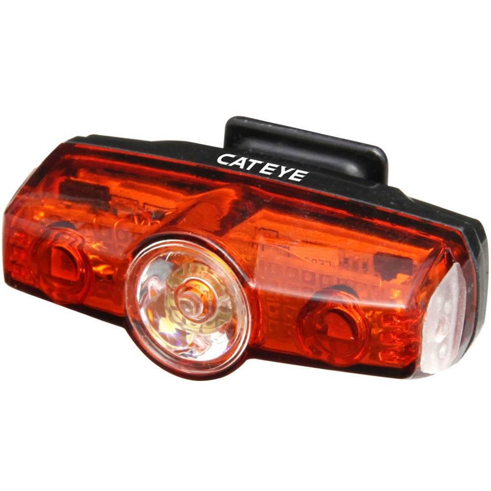 Cateye CATEYE Rapid Mini USB Rear Light 15lm