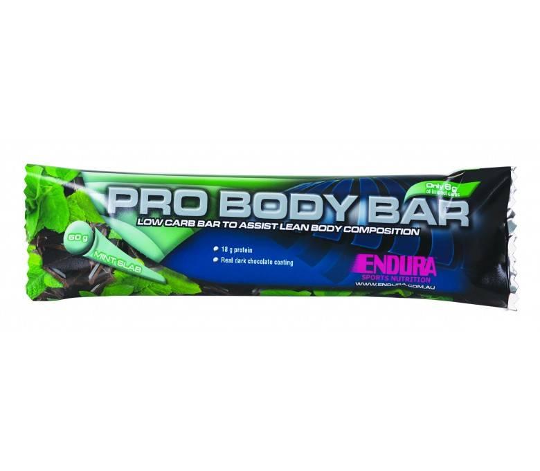 Endura ENDURA Pro Body Bar Mint Slab 60g