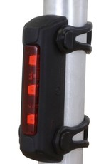 SERFAS LIGHT Rear Trident 3 led BLK