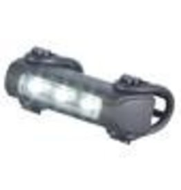 SERFAS LIGHT Front Trident black