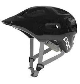 POC POC Trabec Helmet: Uranium Black XS-S