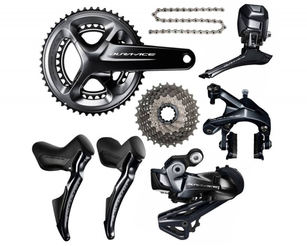 Shimano Dura-Ace R9150 Di2 Groupset