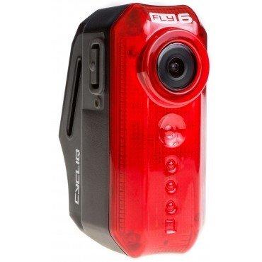 Cycliq Cycliq Fly6[v] Rear Light with Built in HD Camera