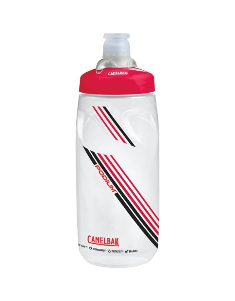 CAMELBAK Podium Bottle 600ml Clear