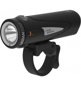 Light & Motion Light & Motion Urban 500 USB Front Light Onyx Black