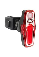 NiteRider Nite Rider Sabre 50lm USB Rear Light Red/Black