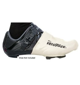 VeloToze veloToze Toe Covers One Size White