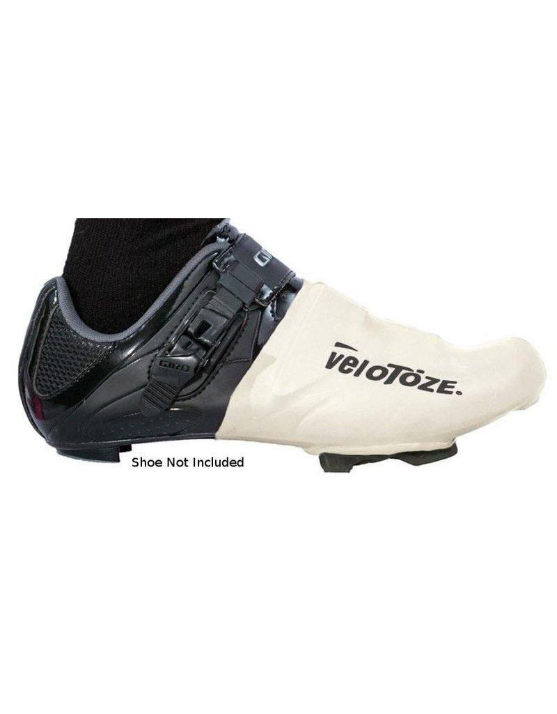 VeloToze veloToze Toe Covers One Size White