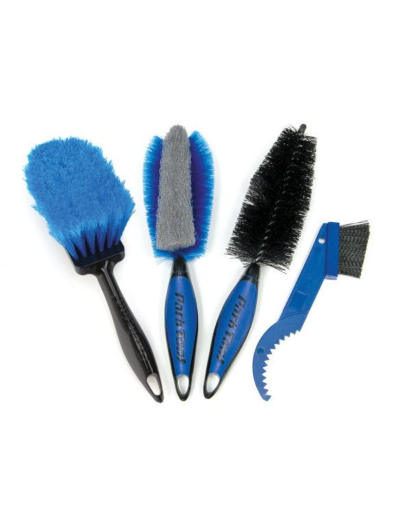 Parktool PARKTOOL BCB-4.2 BIKE CLEANING BRUSH SET