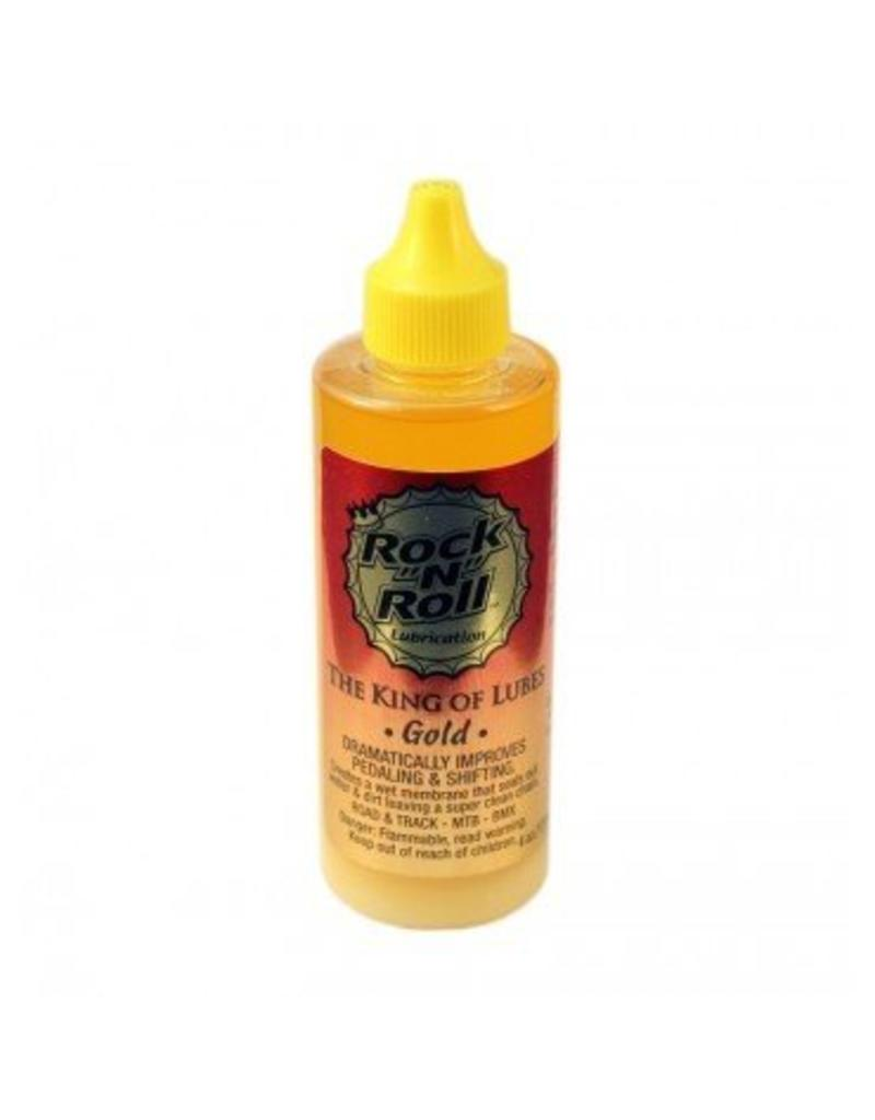 "ROCK N ROLL Rock ""N"" Roll Gold 4oz Lube"
