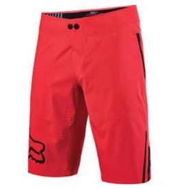 FOX Shorts Attack Pro Neon Red 34