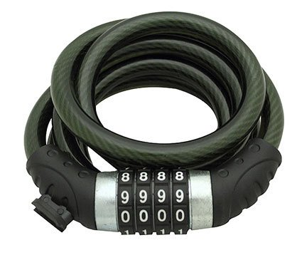 X-Tech Combination Cable Lock 12mm x 180mm