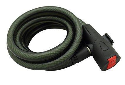 X-Tech Key Cable Lock 12mm x 180mm
