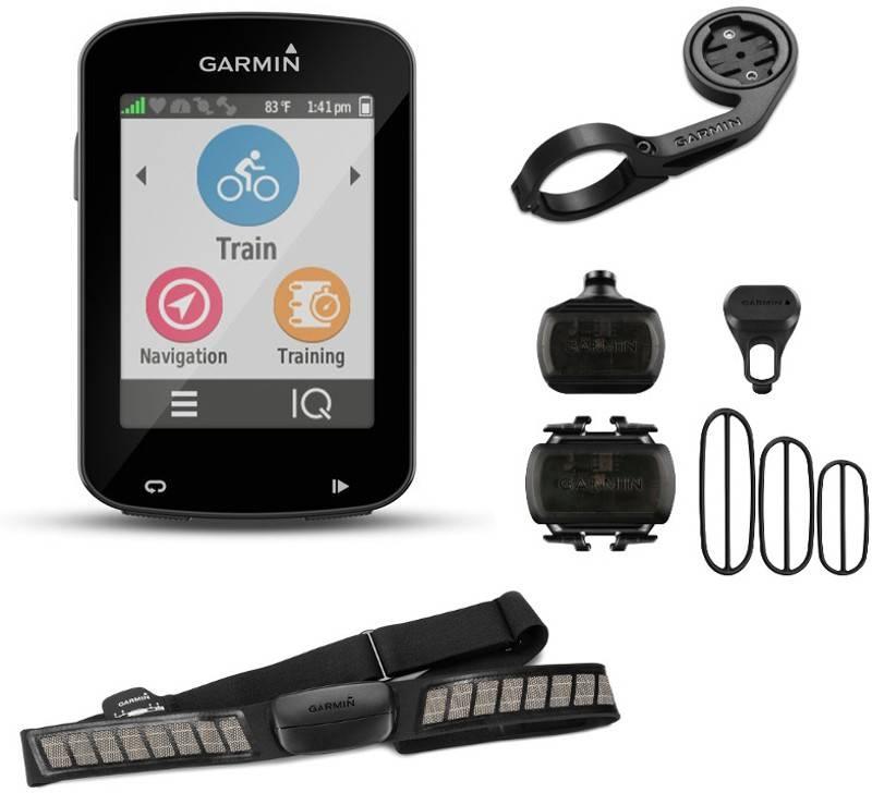 Garmin Garmin Edge 820 Bundle (includes HRM, Speed, Cadence)