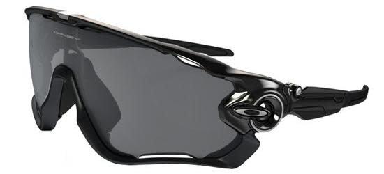 Oakley OAKLEY Jaw Breaker POLISHED BLACK w/Black Iridium #P