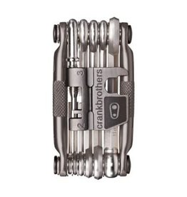 CRANK BROTHERS Tool Multi tools 17 Nickel