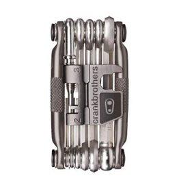 CRANK BROTHERS Tool Multi tools 17 Nickel