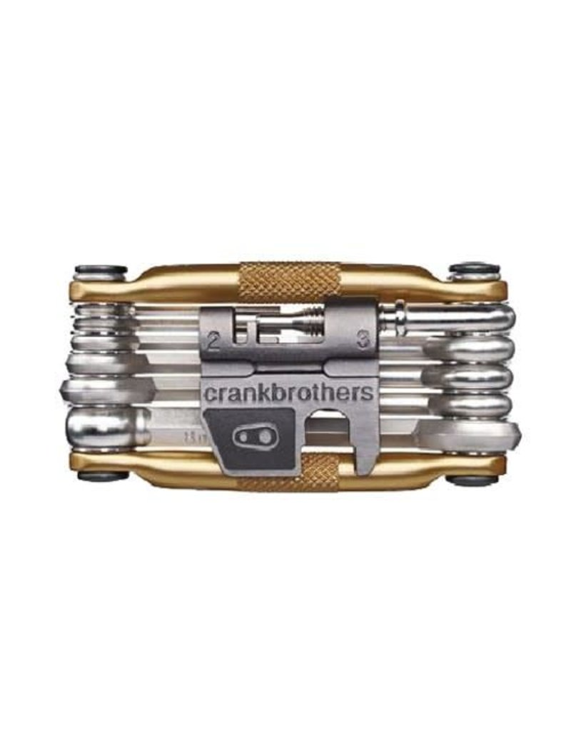 CRANK BROTHERS Tool Multi tools 17 Gold