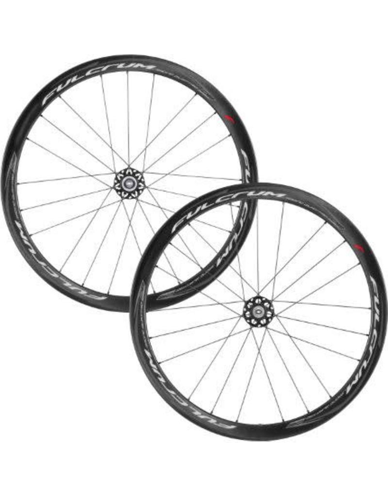 Fulcrum Racing Quattro Carbon Clincher Wheelset Disc Brakes