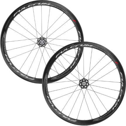 Fulcrum Racing Quattro Carbon Clincher Wheelset Disc Brakes