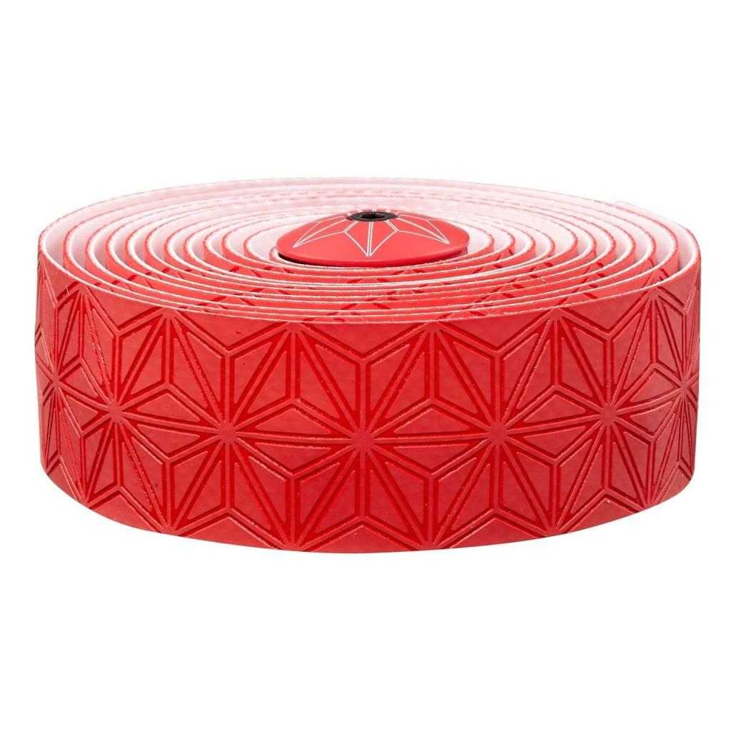 Supacaz Super Sticky Kush Bar Tape Red