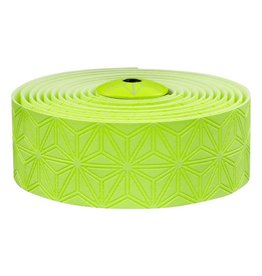 Supacaz Super Sticky Kush Bar Tape Neon Yellow #P
