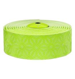 Supacaz Super Sticky Kush Bar Tape Neon Yellow