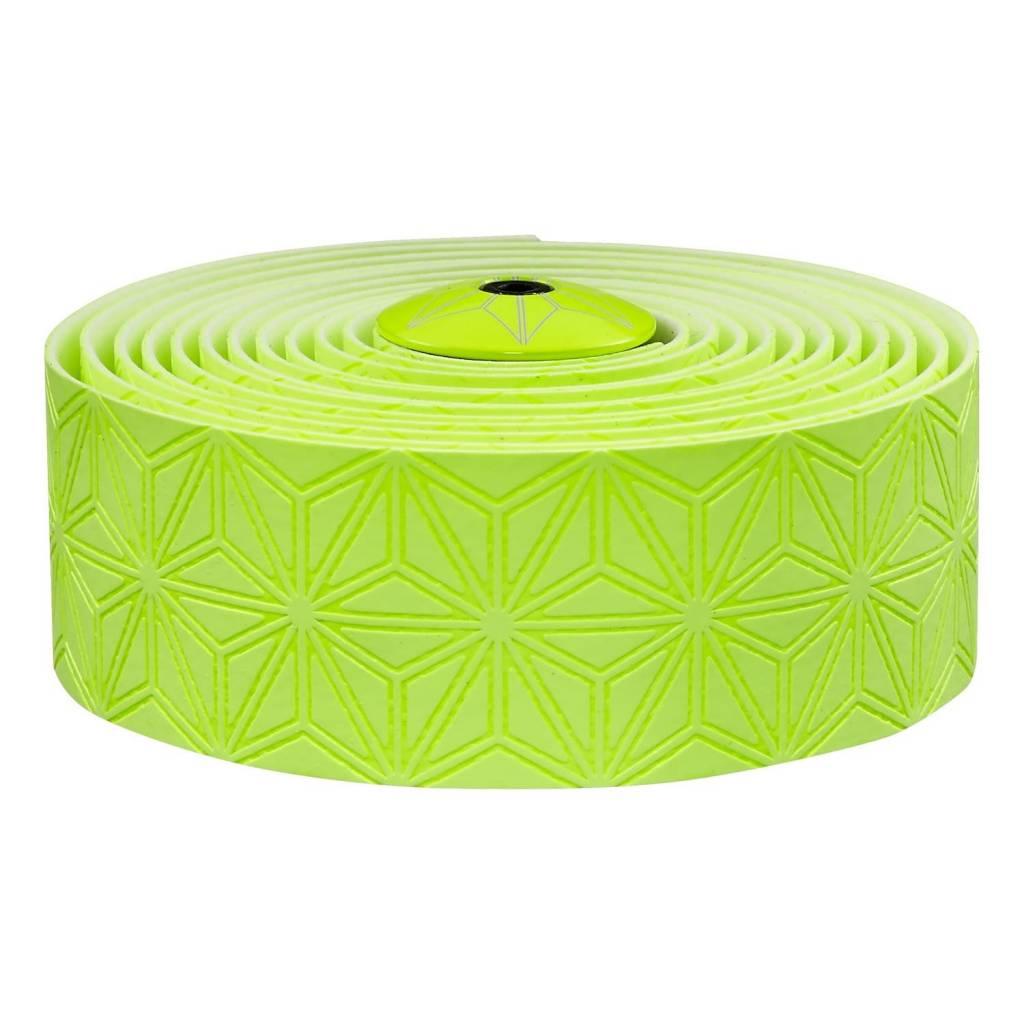 Supacaz Super Sticky Kush Bar Tape Neon Yellow #P