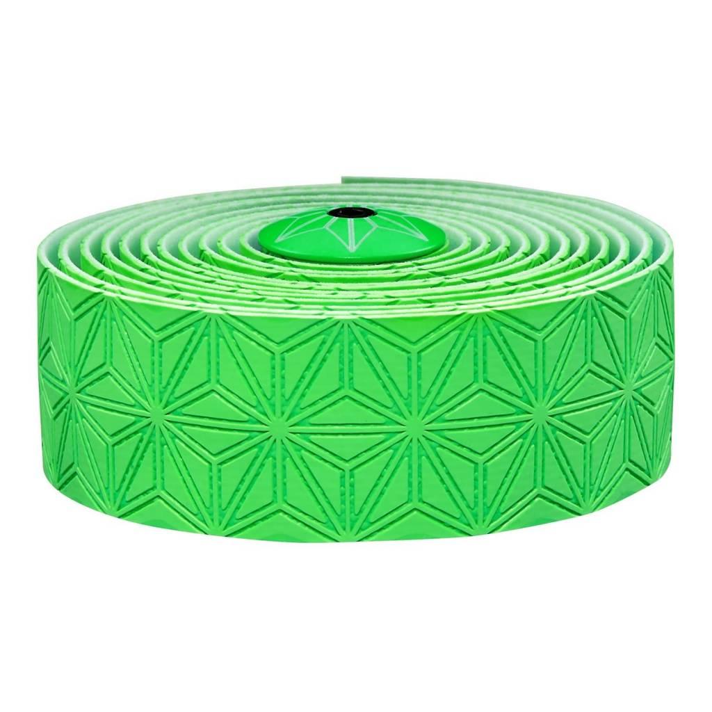 Supacaz Super Sticky Kush Bar Tape Neon Green